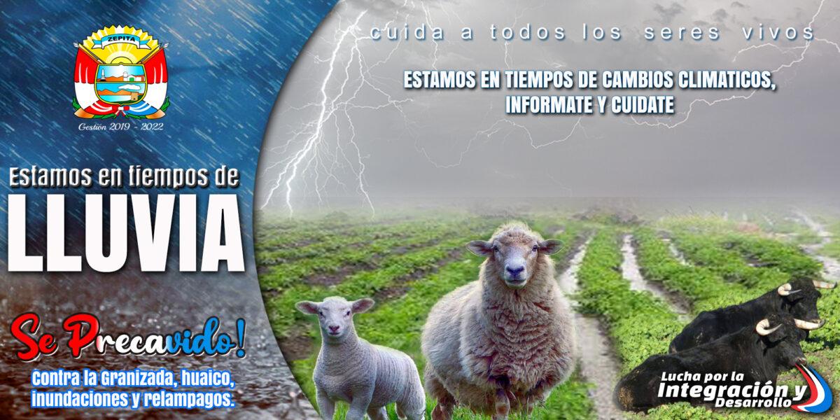 PREVENCIÓN CONTRA EL CAMBIO CLIMÁTICO 2021